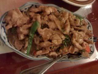 Thai Lingo Pad Gra-Pow with Pork