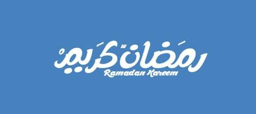 Free Ramazan Kareem vector font Download 5 50+ Beautiful Free Arabic Calligraphy Fonts 2014