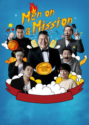 Men on a Mission - Season 1