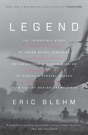 Legend by Eric Blehm