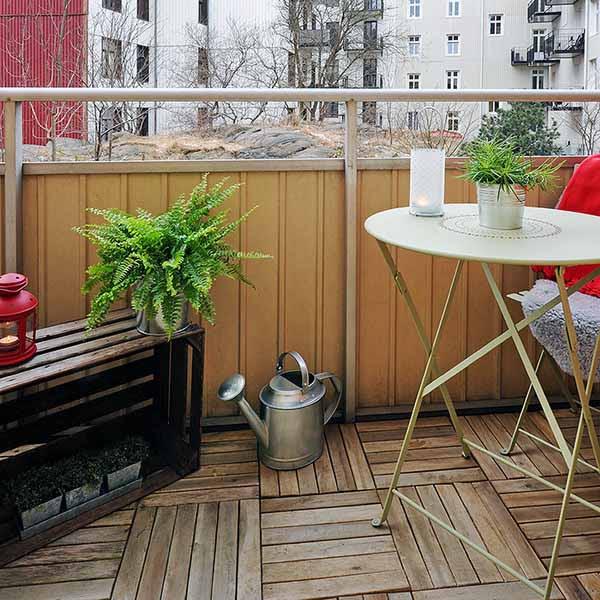 HangulatvarC3A1zslC3B3 InspirC3A1ciC3B3k az ErkC3A9lyedre17 15 Smart Balcony Garden Ideas That are Awesome