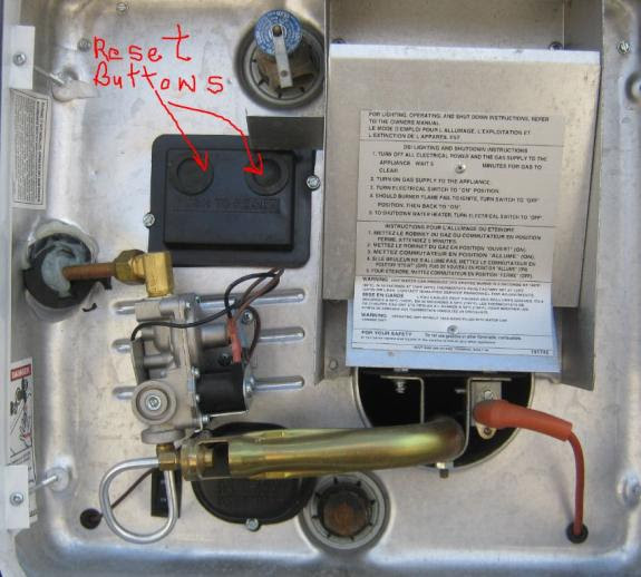 Suburban Sw6d Water Heater