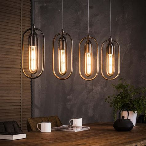 pendelleuchte esstisch esstischlampe  flammig oval alt