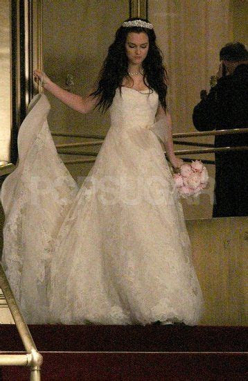 See Leighton Meester in Blair Waldorf's Wedding Dress For