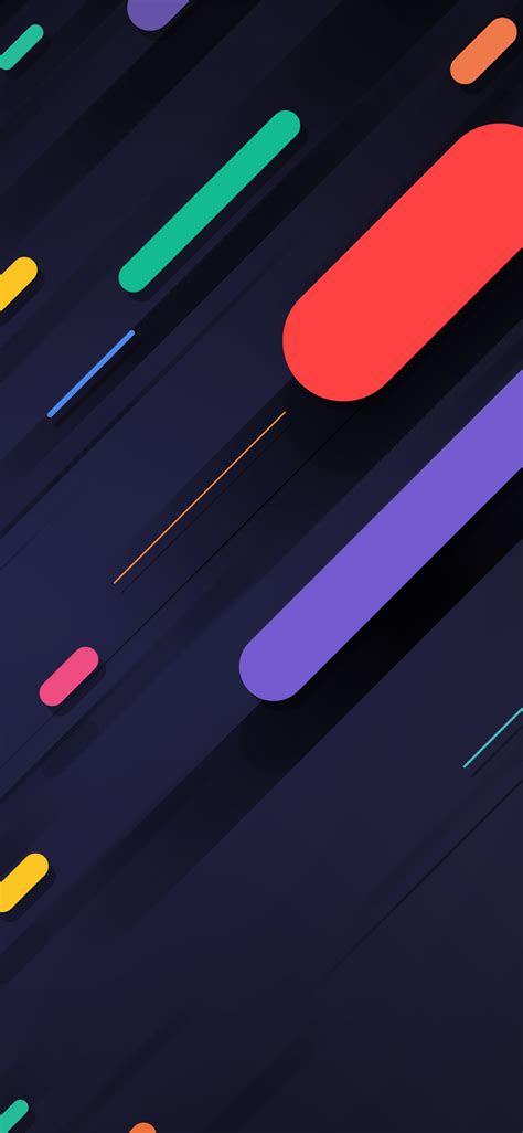 iphone  multicolor wallpapers wallpapersafari