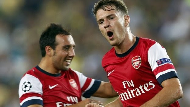 Cazorla and Ramsey Sign New Contracts