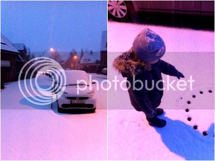 Zwuggel im Schnee