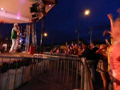 Smash Hits gig at Bray Summerfest 2011