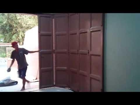 pintu sliding henderson, Video viral!