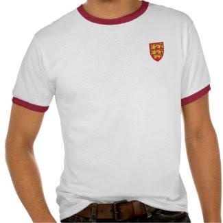 Richard the Lionheart Warrior Shirt shirt
