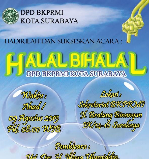 Kumpulan Halal Bihalal Cdr Terbaru