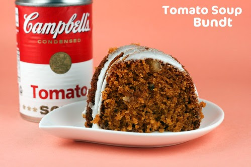 Tomato Soup Bundt - I Like Big Bundts 2011