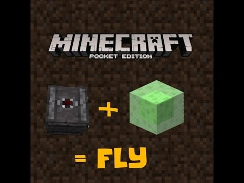 Minecraft Flying Machine With Observer - Muat Turun a