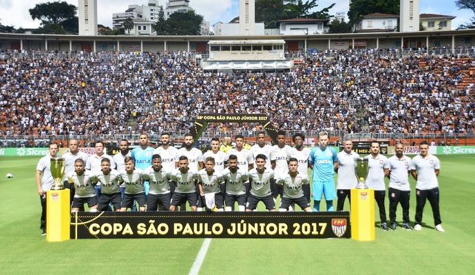 Corinthians x Batatais Final Copinha (Foto: Marcos Riboli)