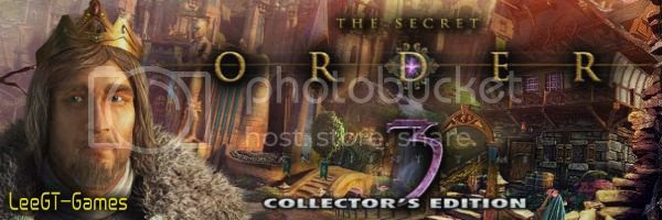 The Secret Order 3: Ancient Times CE [FINAL]