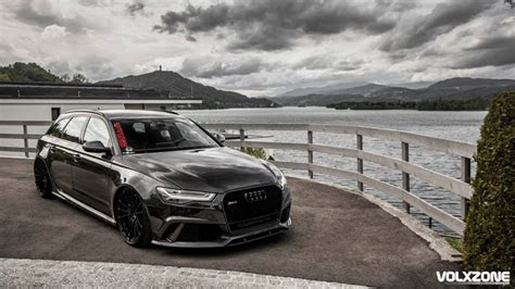 Full Carbon Audi RS6 Is One Mad Wagon