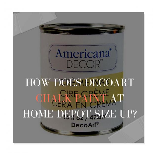 DecoArt Chalk Paint Line Sold At Home Depot http://hersite.info ...