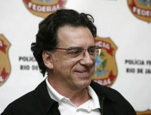 Cacciola foi condenado a 13 anos de prisão em 2005 por crimes contra o sistema financeiro