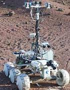 Il rover della missione Exomars (da Esa)