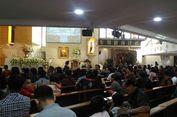 2.000 Umat Ikuti Misa Natal di Gereja Kristus Salvator Petamburan