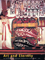 Art and Eternity: The Nefertari Wall Paintings Conservation Project, 1986–1992