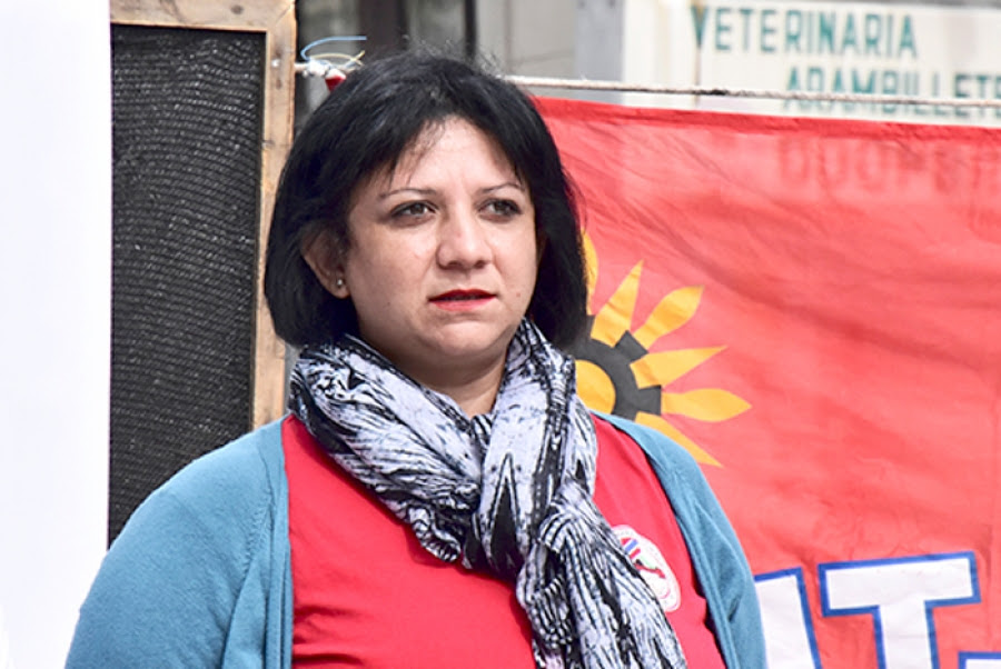 """Laura Rivero (SUTD): """"Seguimos siendo discriminadas por ser mujeres y más aún por ser trabajadoras domésticas"""""""