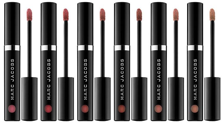 Marc Jacobs Beauty Le Marc Liquid Lip Creme for Spring 2017