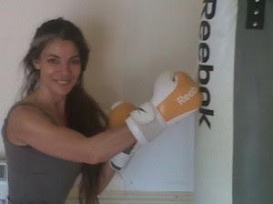 prominente  Jessica Richards gewinnt Kampf mit Krebs durch alternative Mittel Jessica Richards 300x224