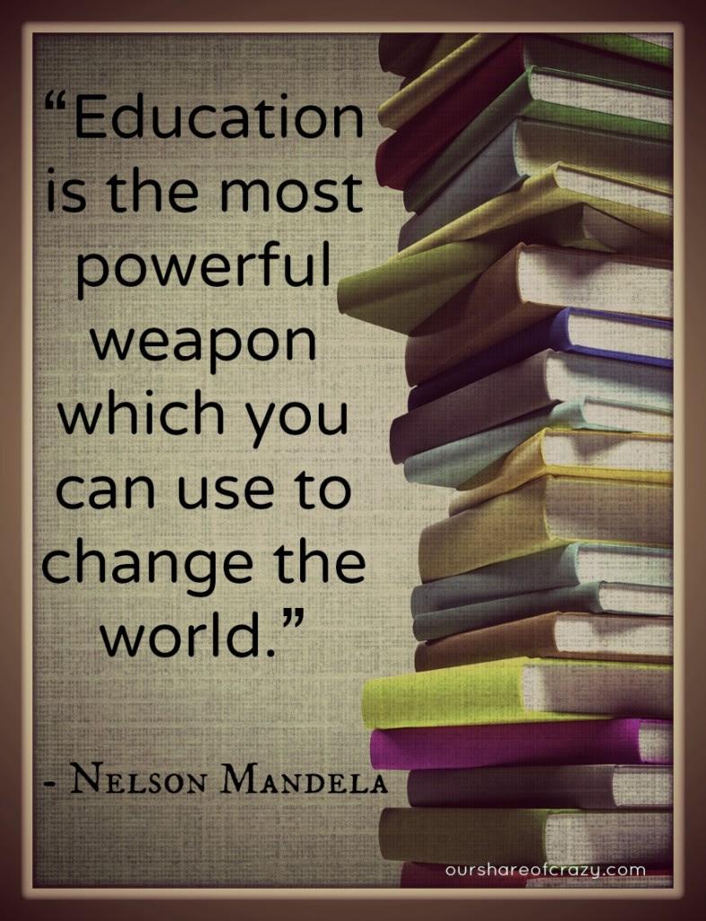 Mandela On Education Quotes. QuotesGram