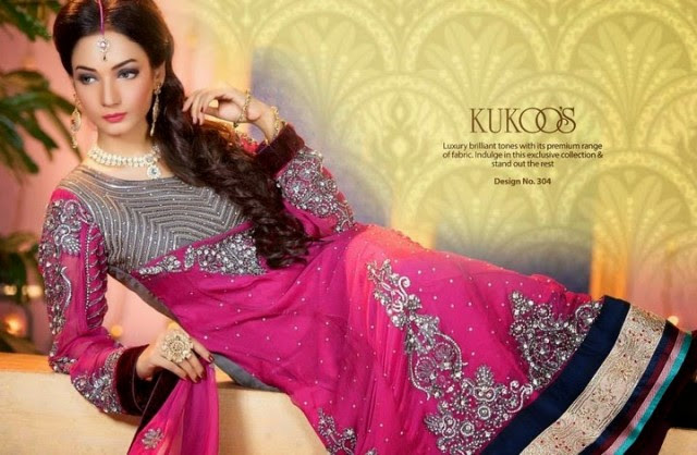 Beautiful-Girls-Party-Wear-Anarkali-Churidar-Frock-Shalwar-Kamiz-Dress-by-Kukoos-Exclusive-