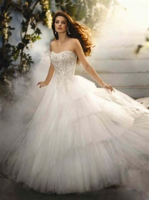 Disney Princess Wedding Dresses   Childhood Dream   Elasdress