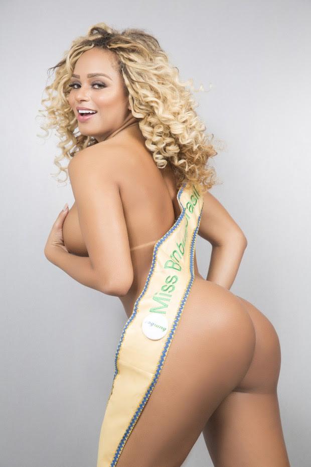 Resultado de imagem para Érika Canela miss bum bum