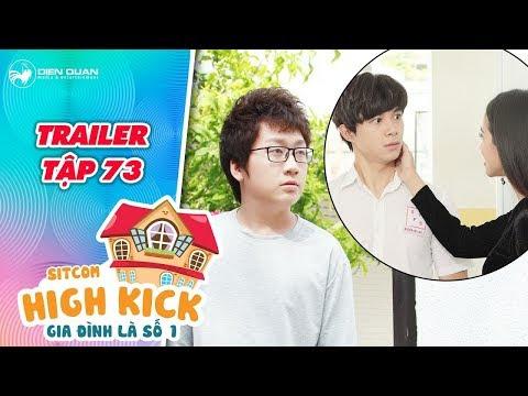 Gia đình là số 1 sitcom | trailer tập 73:Đức Minh phát hiện mối quan hệ bí mật của Kim Long và Yumi?