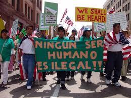 Resultado de imagen para ningún ser humano es ilegal