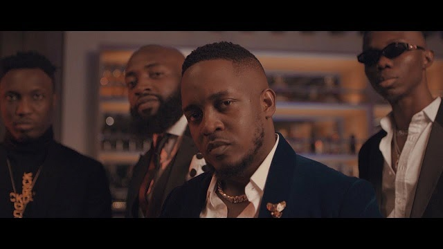 VIDEO: M.I Abaga – Martell Cypher 2 (The Purification) Ft. Blaqbonez, A-Q, Loose Kaynon