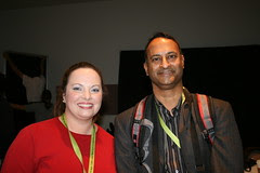 SXSW BlogHaus : Kim Haynes & Shashi Bellamkonda