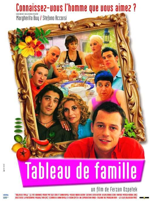Tableau De Famille Critique Bande Annonce Affiche Dvd
