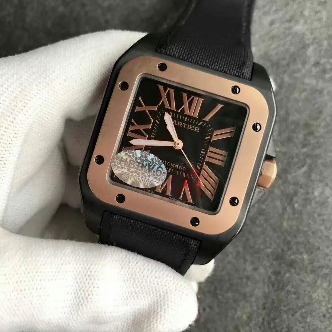 Cartier Santos W2020009 Replica