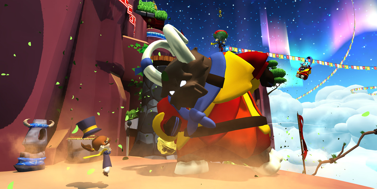 3D platformer A Hat in Time is also coming to PS4 and Xbox One screenshot