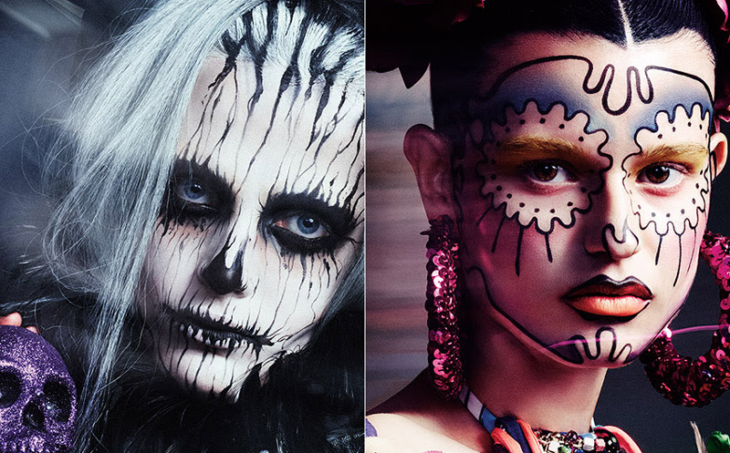 halloween makeup ideas from mac cosmetics halloween makeup cosmetics