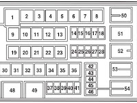 View 1998 Ford Econoline 350 Fuse Box Diagram PNG