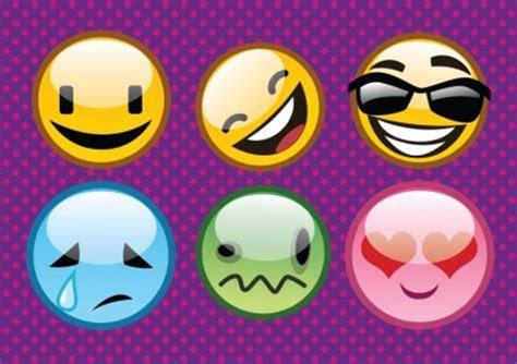 keren emoticon vektor icon vektor gratis  gratis