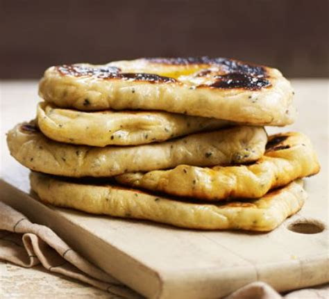 naan bread recipe bbc good food