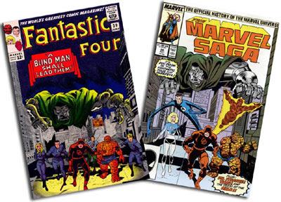 FF #3/Black Panther #27
