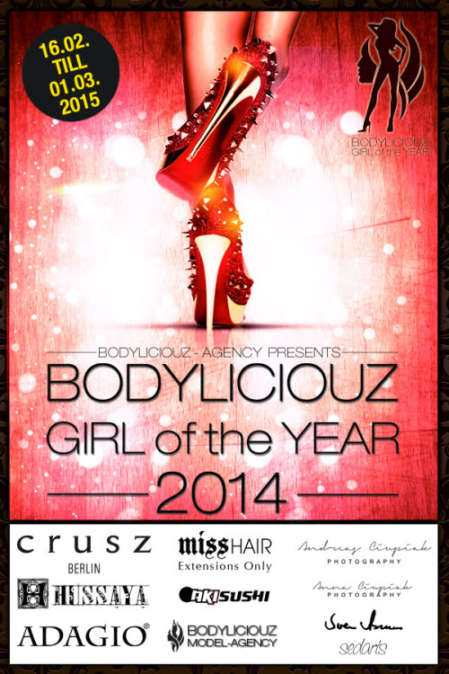 Bodyliciouz Girl of the Year