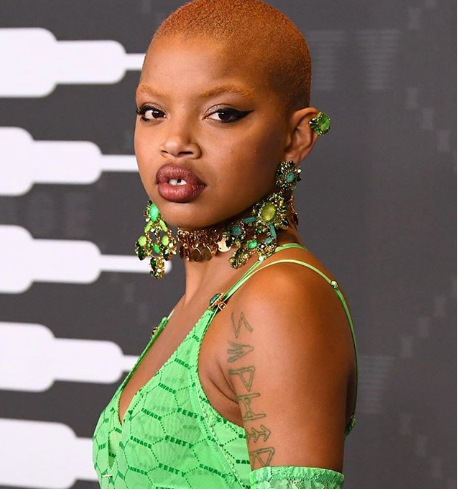 Model Slick Woods reveals she has stage 3 Melanoma cancer