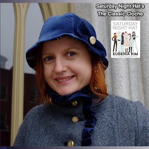 Saturday Night Hat Cloche Thumbnail