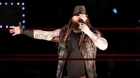 Bray Wyatt poderá substituir Braun Strowman no TLC
