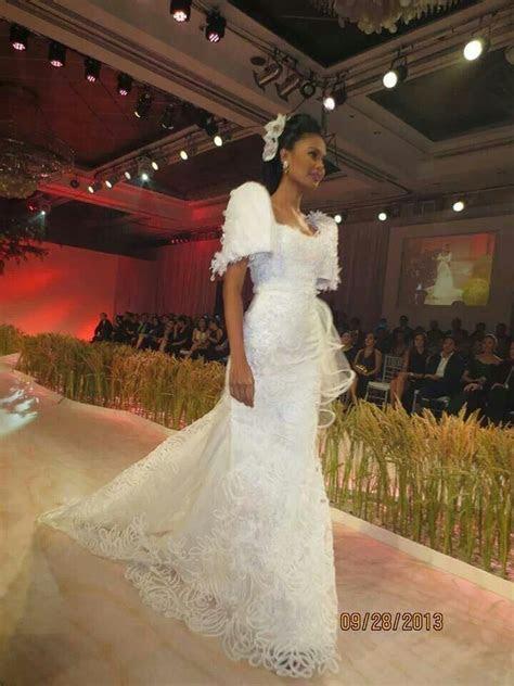 A Randy Ortiz mestiza dress   wedding gown. I would love