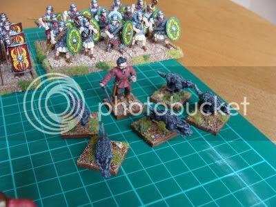 Allied Celt Warhounds